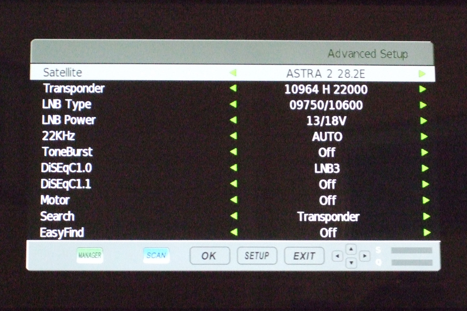 Astra 19 2 Transponder Einstellen