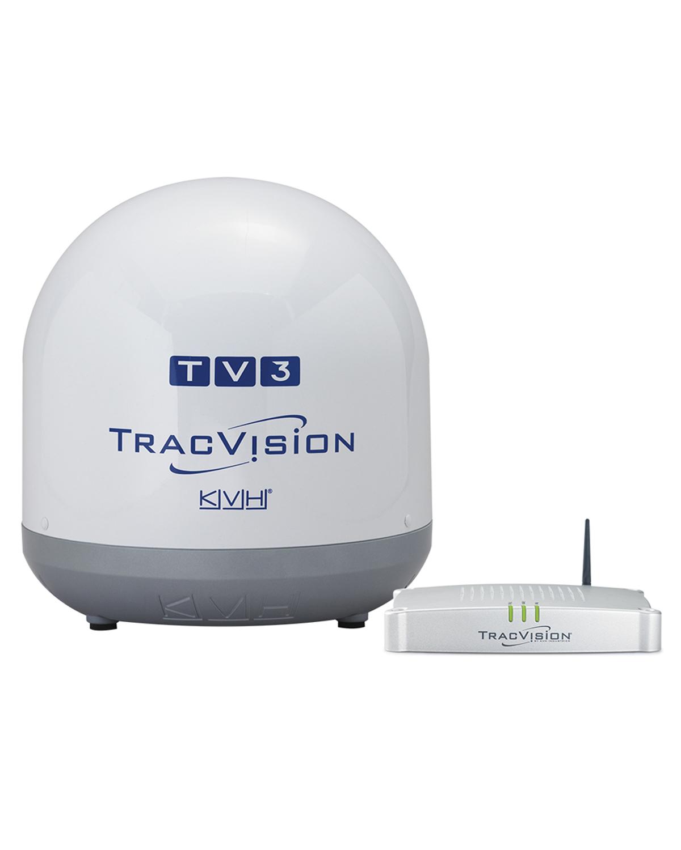 Kvh Tracvision Tv3 Aerotrac