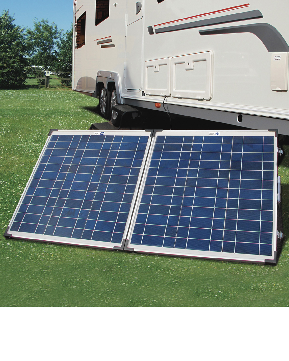 Portable Fold Up Solar Panel Kits Aerotrac