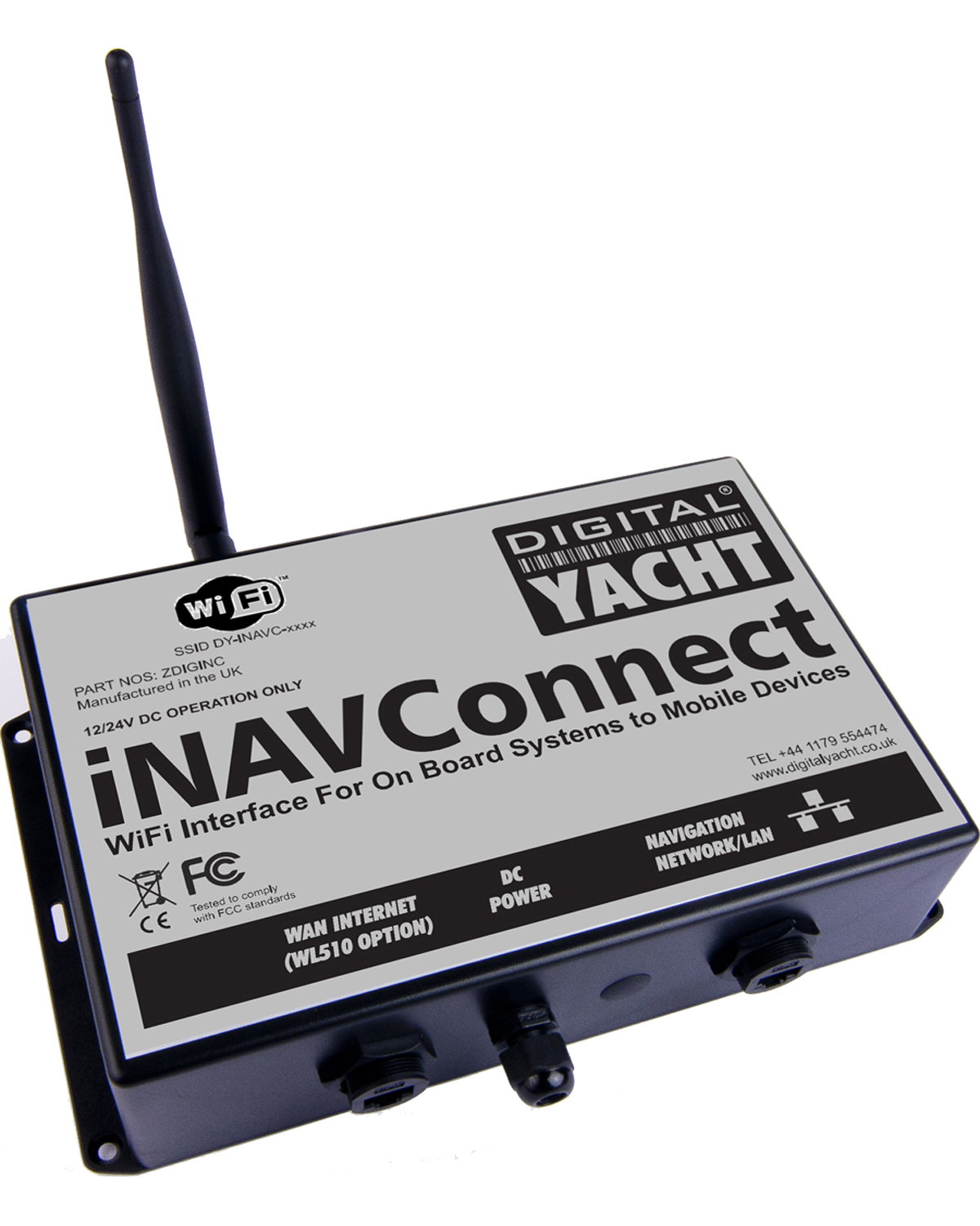 Digital Yacht iNAVconnect wireless wifi router - Aerotrac