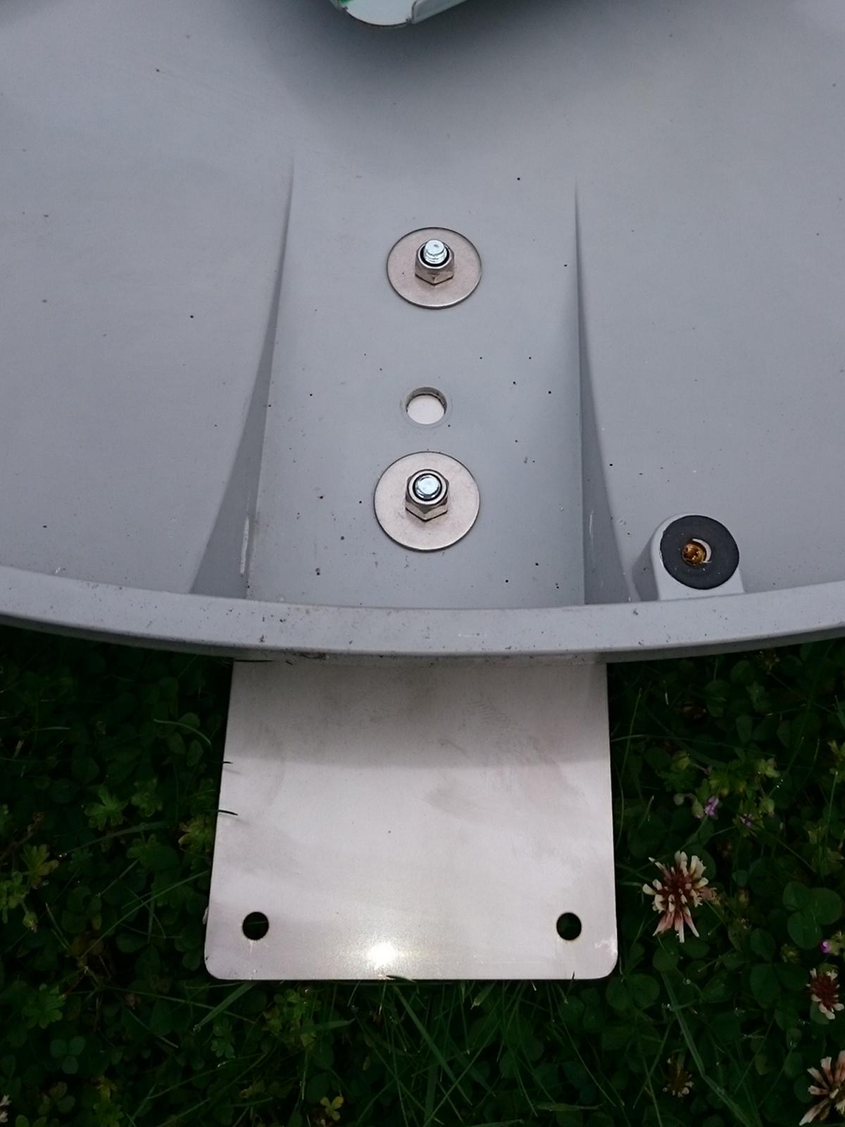 Kvh Tracvision R4 R5 R4sl R5sl Replacement Feet Aerotrac