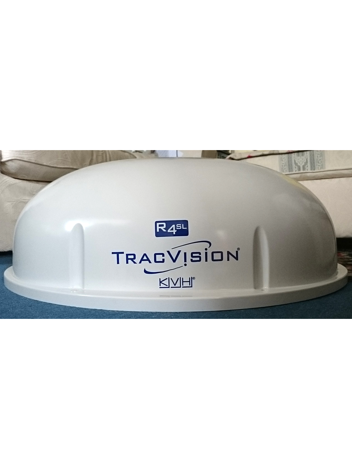 Kvh Tracvision R4sl R5sl Replacement Lid Dome Aerotrac