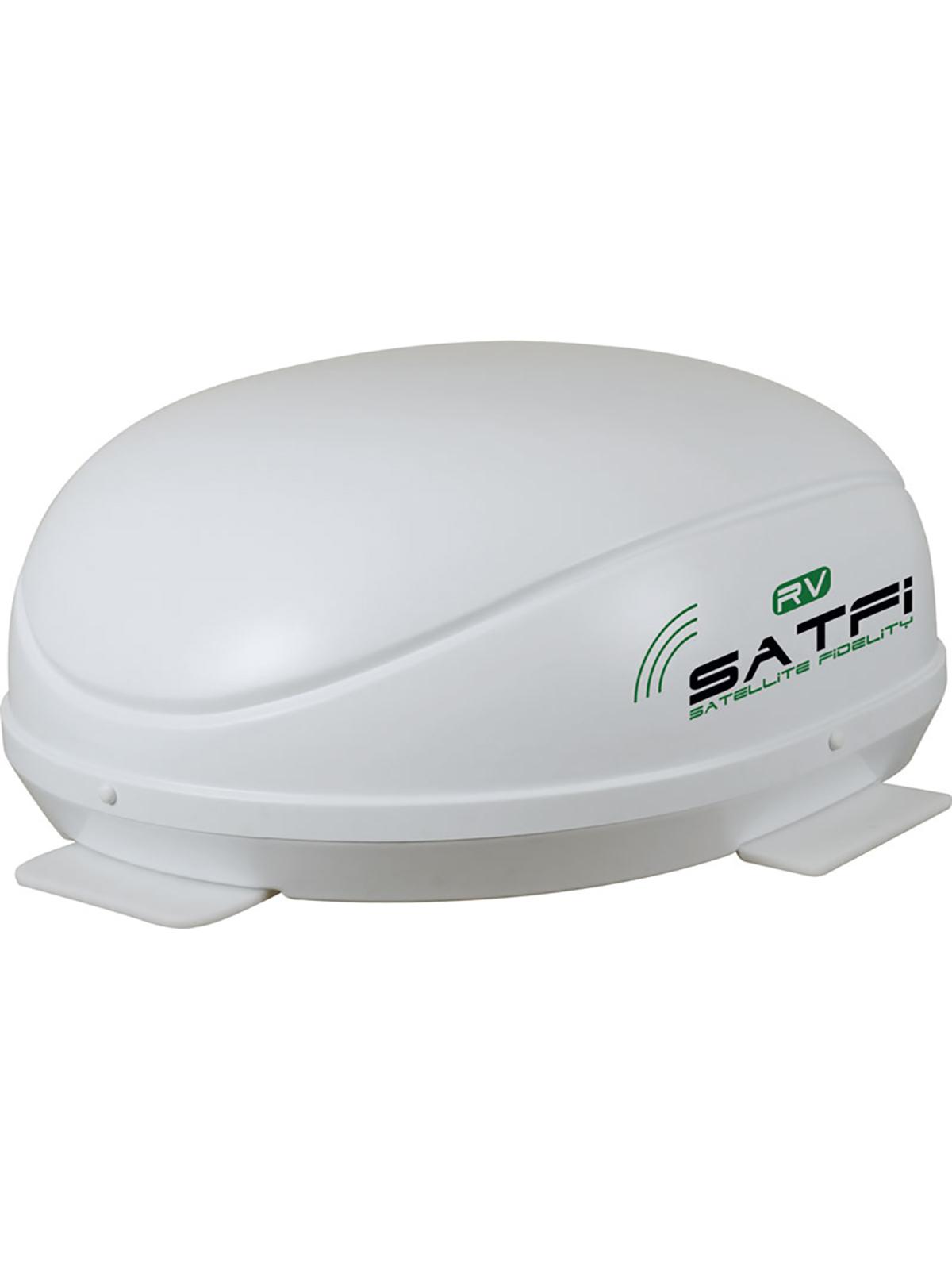 Satfi Rv Twin Satellite Dome Aerotrac